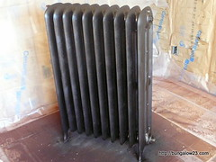 Finished Radiator Front