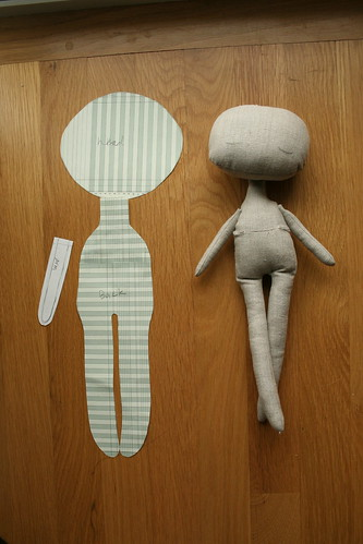 Doll and pattern