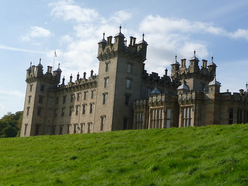 Floors Castle, Melrose