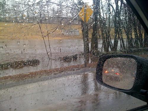 Flood Water Detour 1