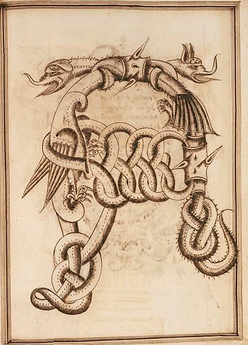 012-Opera dianto nella quale vedrete molte caratteri di lettere - Antonio Schiratti – 1600-1615