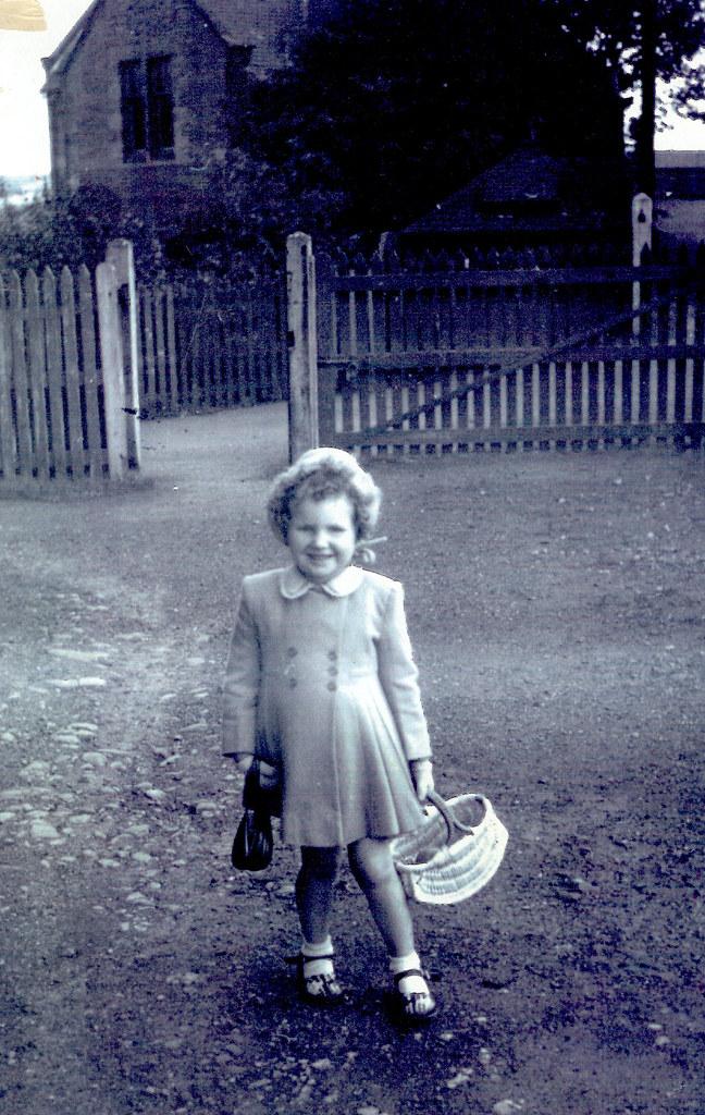 Mary Brennan, 1953.
