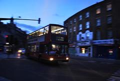 Kings Cross (Adam SOU Smith) Tags: road blur bus london focus cross central 45 kings grays