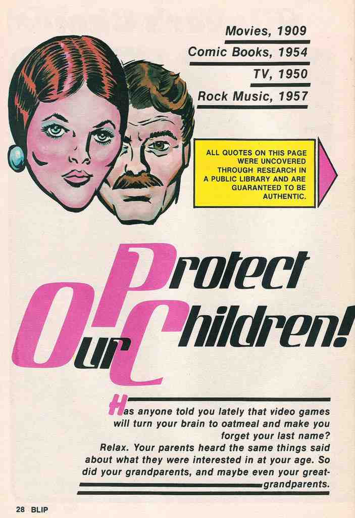 Protect Our Children 1