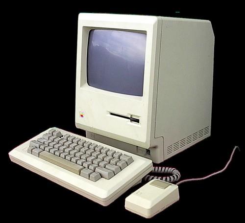 """Vintage 1985 """"Fat Mac"""""""