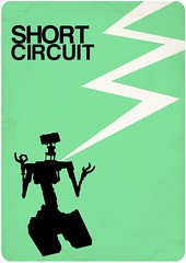 short circuit (madfishes) Tags: poster redesign shortcircuit