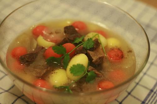 la soupe à boeuf by no9blue