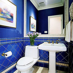 bluebathroom