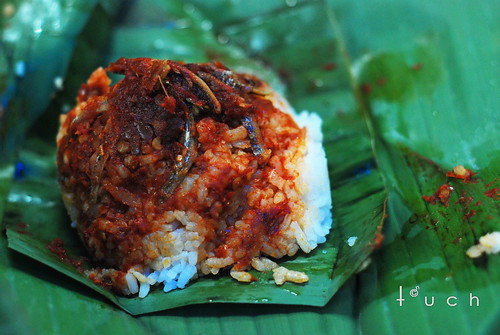 Nasi Lemak (from another stall)