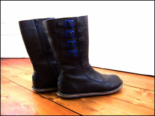 new camper boots
