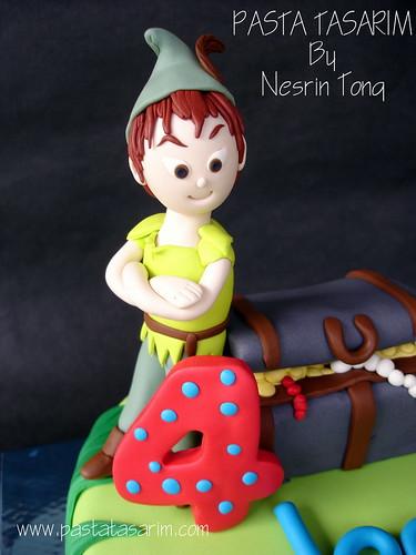 PETER PAN BIRTHDAY CAKE - DENIZ'S