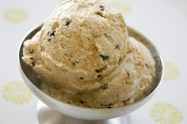 Oatmeal Chocolate Chip Ice Cream
