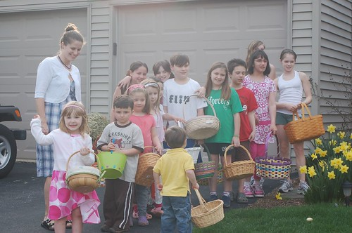 Easter Egg Hunters