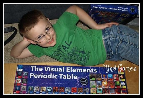 Periodic Puzzle 02