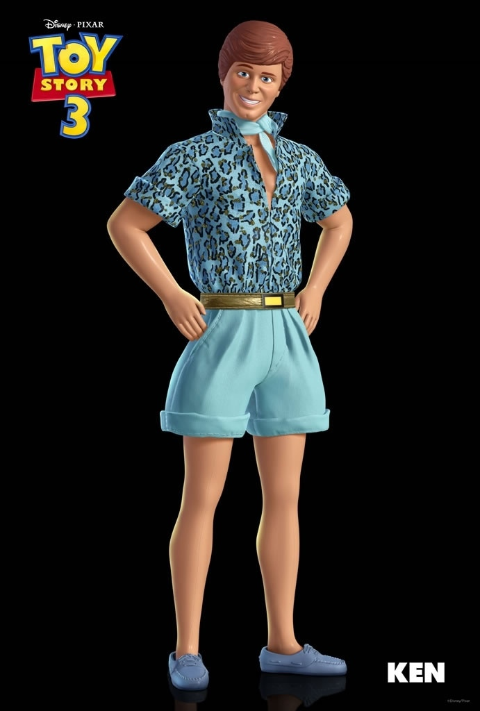 Toy Story 3 New Toy Ken
