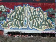 Each2 (graffluvr) Tags: 2 minnesota graffiti paint graf cities minneapolis twin spray mpls tc twincities shelter aerosol bomb mn each aerosolart bombshelter graffitiart 612 each2