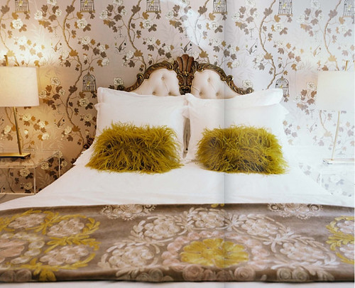 Chartreuse Pillows