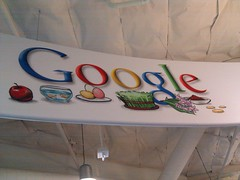 Norooz Google doodle banner