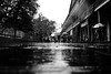 (b*wag) Tags: people wet water rain la day neworleans jacksonsquare nola umbrellas