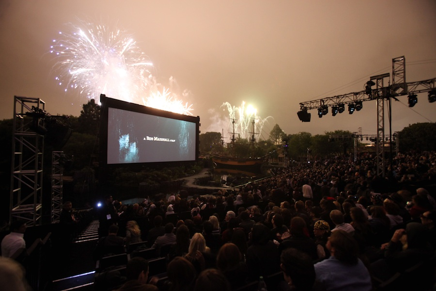 A Look Inside the World Premiere of 'Pirates of the Caribbean: On Stranger Tides' at Disneyland Park