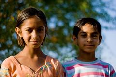 Innocent smiles (niyatee) Tags: india rural women village haryana
