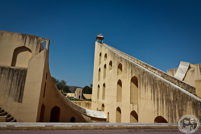 Architecture @ Jantar Mantar