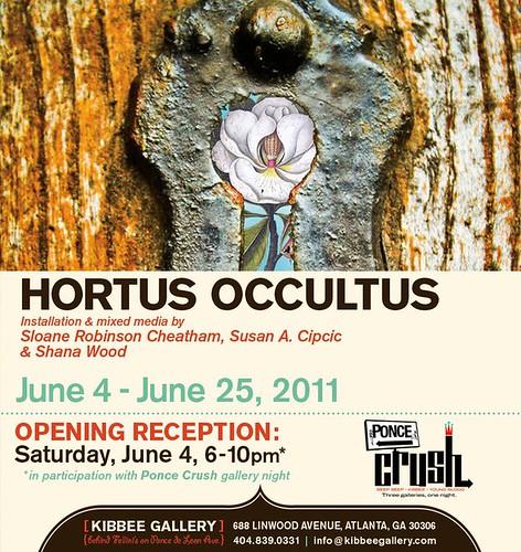 Hortus Occultus at Kibbee
