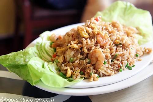 Chaufa, or fried rice