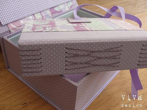Caixa + Über Book Vichy