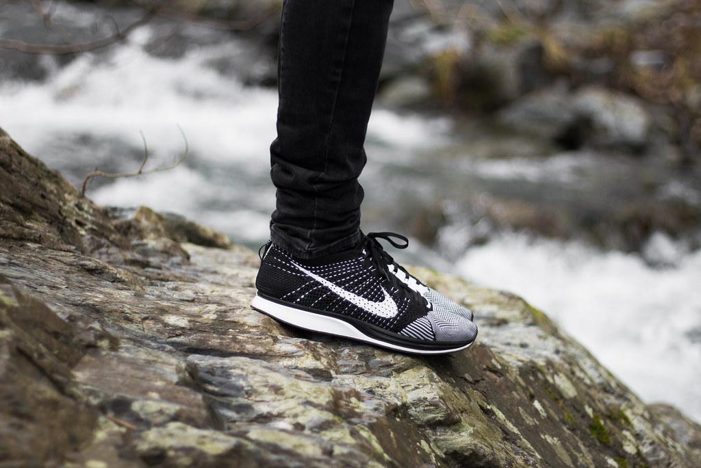 Nike Flyknit Racer (navarrodylan) Tags: nike flyknit flyknitracer river  outdoor sneakers sneakersaddict womft