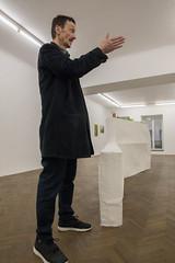 photoset: Projektraum Viktor Bucher: Marlene Hausegger  Kollisionszone (16.2. - 25.3.2017)