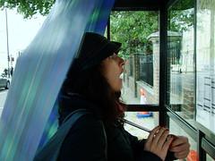 Oh!ing in the rain (GajoGiro) Tags: london rain umbrela h50