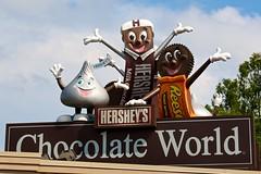 HersheyPark and Hershey's Chocolate World
