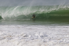 croky closier2 (bula64340) Tags: sea mer france out close barrel wave riding vague bodyboard landes peopleenjoyingnature