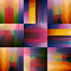 Abstract art (Marco Braun) Tags: abstract matrix grid colored colourful grille coloured farbig bunt gitter abstrakt abstrait multichrome couleures
