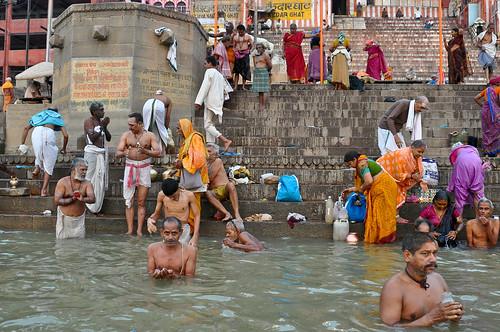 Bathing Ghats