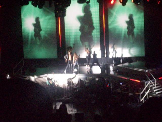 Anastacia in concert by Adam's Adventures is back