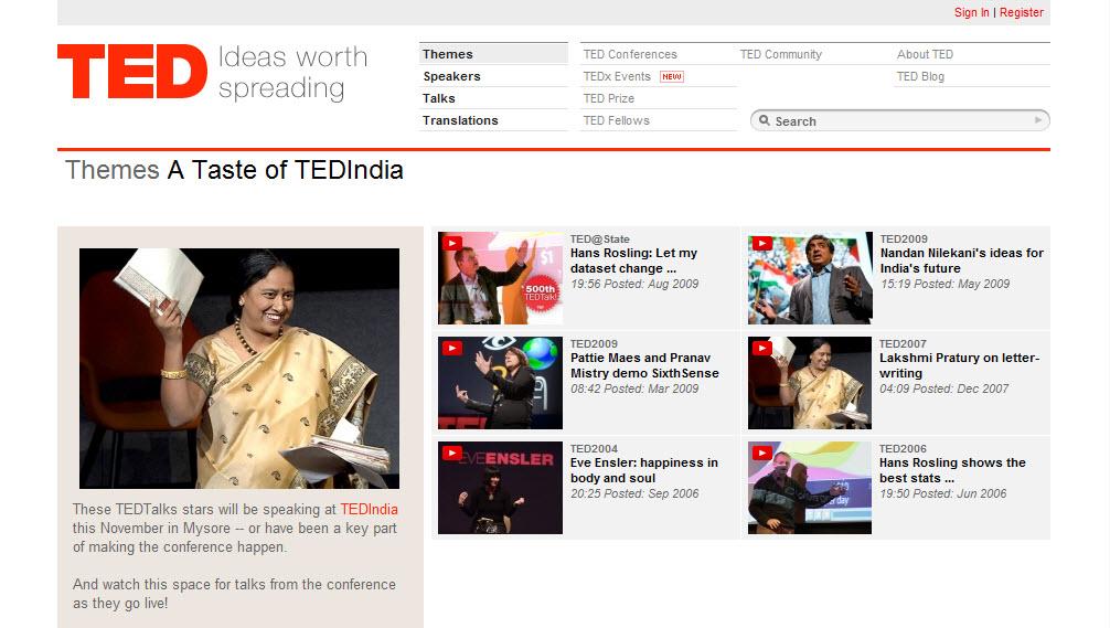TEDIndia