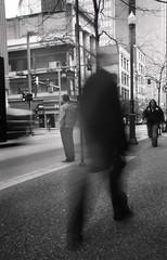 the antagonist (teh hack) Tags: street people bw usa lens person photography photo long exposure pittsburgh fuji pentax pennsylvania near candid ss nb pinhole pa cap spotmatic neopan pcoat loreo f64