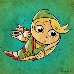 Link Zelda Twitter Avatar