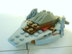 28_Covenant Tiamat (Alexander's Lego Gallery) Tags: shadow trooper pod marine jackal lego marathon space chief united ghost halo banshee drop troopers master human elite orbital shock hunter swallow bungie command prophet nations grunt spartan mongoose warthog covenant drone tiamat arbiter unsc odst
