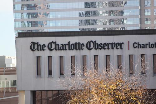 the charlotte observer. The Charlotte Observer