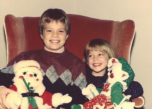 Christmas Card 1985