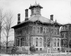 Fowler House (southofbloor) Tags: house building tower architecture detroit brush henry cupola belvedere lantern turret