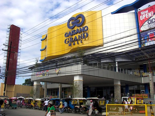 Gaisano City Bacolod Opening Hours
