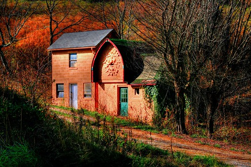 The Little Cottage with a Face