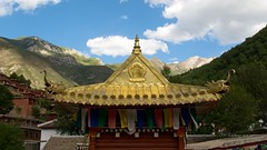 Dege, Tibet  013 (neilwade) Tags: china travel photography buddhism tibet remote printingpress dege derge  monasterychinadegetibet