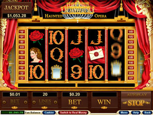 Haunted Opera slot game online review