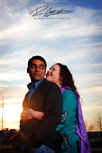 Sarah & Ritesh
