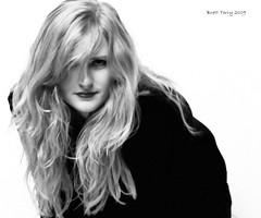 Hannah (Brett Terry) Tags: portrait blackandwhite bw model hannah models brettterry newgoldenseal
